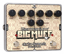 Electro Harmonix Germanium Big Muff Distortion Pedal Stomp Box